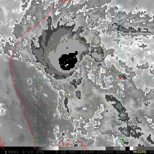 2016 Tropical Cyclone Discussions 2016AL02_4KMSRBDC_201605281130